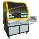 Печатная машина экрана CNC экономии стеклянная с UV чернилами