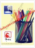 Colle adhésive de crayon d'émulsion blanche