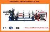 Machine de soudure hydraulique de pipe de PE de Sud50-160mm