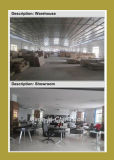 2.2mの現代様式のガラスオフィスのTalbeの家具(Yf-12005t)