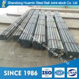 comprimento high-density do baixo preço de 110mm da barra de aço de moedura de 2m- 6m