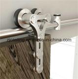 Шикарная стеклянная раздвижная дверь с более допустимый ценой (LS-SDS-511)