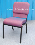 Bon marché et Strong Stackable Metal Church Chair (YC-G39)