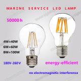 Lámpara de servicio de vibración marina del LED 220V4w6w8wled E27