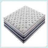 高品質の現代家具のホテルのベッドおよびポケットボックスコイルのスプリング入りマットレス