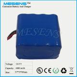 16.8V 4400mAh Li-Ionbatterie 18650