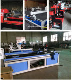 CNC van de Snijder van Metel de Scherpe Machine van het Plasma met Ce- Certificaat