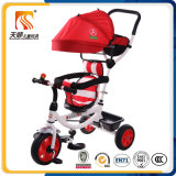 Bom triciclo de trincheira 3 truques para bebê da China