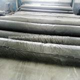 HDPE Geomembrane del blanco del estándar 2m m del trazador de líneas ASTM de la charca de la granja de pescados