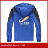 OEM Customized Printed Men Popular Winter Windbreaker Jacket Coat (J194)