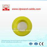 Cabo de fio flexível de cobre isolado PVC energia elétrica/eléctrica