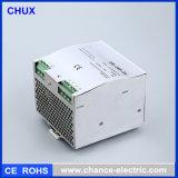 Alimentazione elettrica di commutazione di industria di CC LED di CA della guida 120W di BACCANO 12V (DR120W-12V)