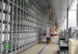Sistema alarmante de la toma de imágenes térmica infrarroja del almacén del tabaco