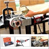 """1/2 """"-2"""" Ridgid 690 Pipe portátil Threader / roscado de tubos de la máquina (SQ30-2B)"""