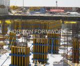 材木のビームコラムの型枠/壁の型枠