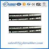 50 MPa-mehrfachverwendbare hydraulische Gummischlauch-Baugruppe