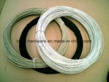 Высокомарочный покрынный PVC гальванизированный Binding провод утюга