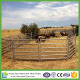 115X47mmの楕円形の管の牛畜舎のパネル