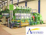 Avespeed 1600kwは燃料ガスまたはHfoの発電のプラント二倍になる