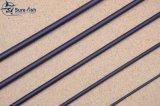 El color azul al por mayor Matt Im12 Toray de la venta al por mayor del envío empareda el espacio en blanco de Rod de la mosca