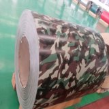 Stahlmetallblätter PPGI galvanisierten Stahl/Farbe beschichteten Stahlring 0.14mm