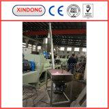 Ligne duelle d'extrusion de pipe de PVC