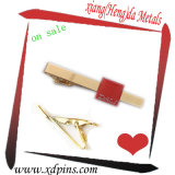 Wholesale (XDTB-001)를 위한 승진 New Products Fashion Tie Bar와 Tie Clip