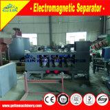 Separador magnético High-Intensity do Único-Disco eletromagnético para a separação do minério do Monazite & de tungstênio