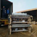 280cm 기계적인 분사구 침대 시트 보통 흘리는 물 분출 직조기