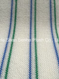Azzurro e Green Paint Roller Fabric