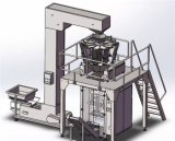 Machine van de Verpakking van de Achterkant de Verzegelende voor Voedsel voor huisdieren