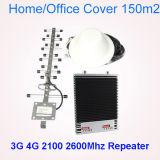 Repetidor duplo St-3G4g do sinal da faixa 3G 2100MHz 4G Lte 2600MHz