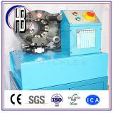 Máquina de friso da mangueira hidráulica relativa à promoção