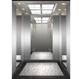 Elevador de Commerical do elevador do passageiro com aço inoxidável do espelho