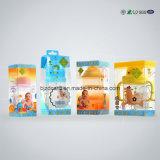 Складная прозрачная коробка подарка пластичный упаковывать PVC ясности