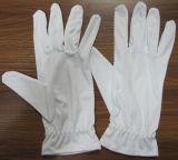 クリーンルームのリント・フリーMicrofiberの働く手袋