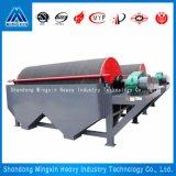 separador magnético permanente do cilindro 2xctn magnético para a planta de preparação média pesada de carvão