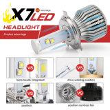 Lâmpada brilhante da cabeça do farol de Lightsuper do carro do diodo emissor de luz de H4 120W 9600lm auto