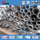 304/316 pipe mince d'acier inoxydable de mur avec le GV
