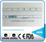 Corrimão médico plástico do corredor do hospital do PVC para o corredor