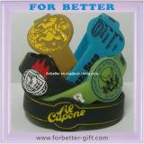 Kundenspezifische Uhr-Form-Silikon-Armband-GummiWristbands