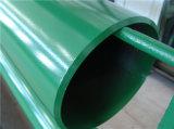 UL FM緑水ベースペンキの消火活動鋼管