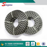 Gute Qualitätshohe Leistungsfähigkeits-Granit-Ausschnitt-Diamant-Draht sah