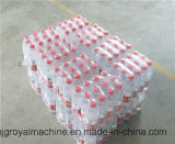 De automatische Hitte van de Plastic film van de Hoge snelheid krimpt Verpakkende Machine voor de Fles van het Water van het Huisdier