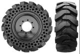 Qualität Wheel Loader Tire, Solid Tire mit Natural Rubber