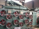 セリウムの標準ゴム製シートの冷却機械、クーラーを離れたバッチ、クーラーを離れたゴム製シートのバッチ