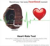 Nuevo Bluetooth reloj elegante de 2016 con el monitor del ritmo cardíaco (L5)