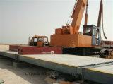 Échelle lourde de camion de pont à bascule