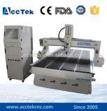 中国の頑丈な3D 3軸線木CNCの製粉のルーターAkm1325