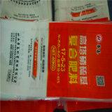 Usine de sac tissée par pp de la Chine tissée/sac de riz/sacs tissés des sacs Cement/50kg pp